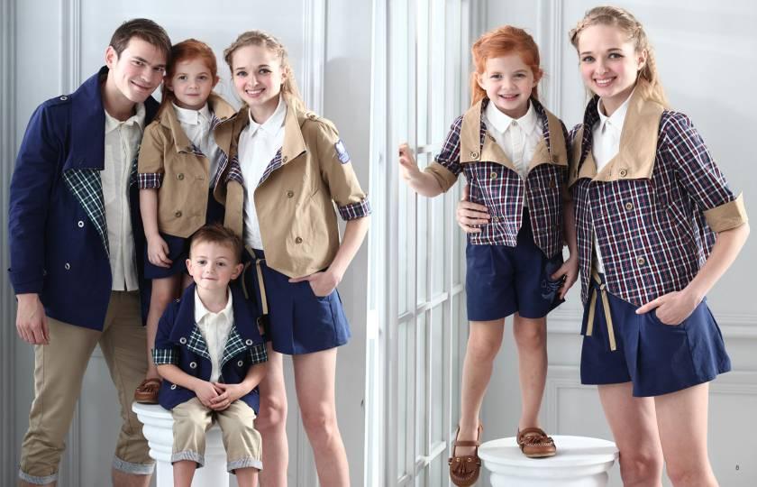 加盟上流家族亲子装的十个理由,诚邀合作