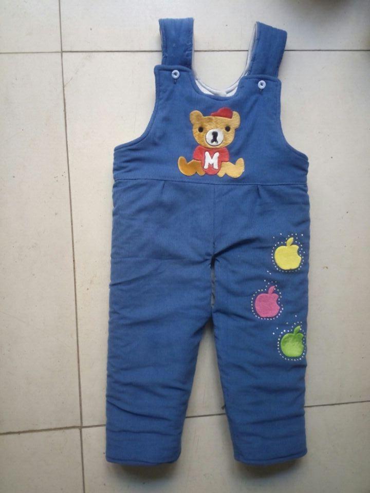 儿童棉裤低价批发