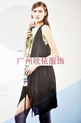 广州女装时尚折扣批发