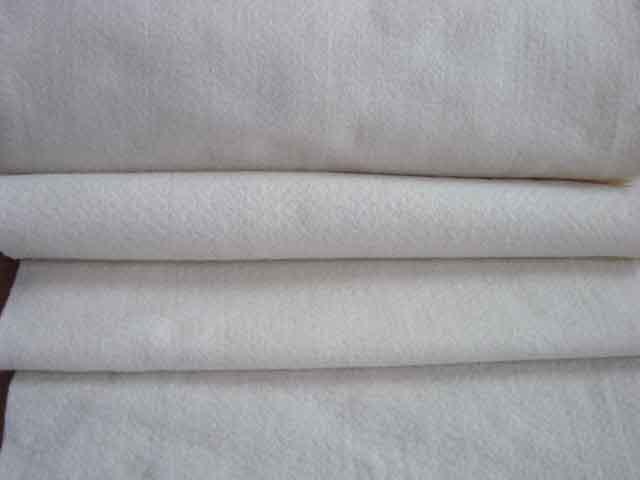 有品质的短纤针刺土工布供货