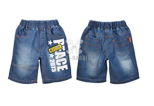 欧美短裤童装短裤批发