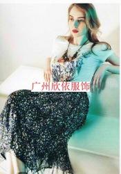 深圳新款夏季女装折扣批发