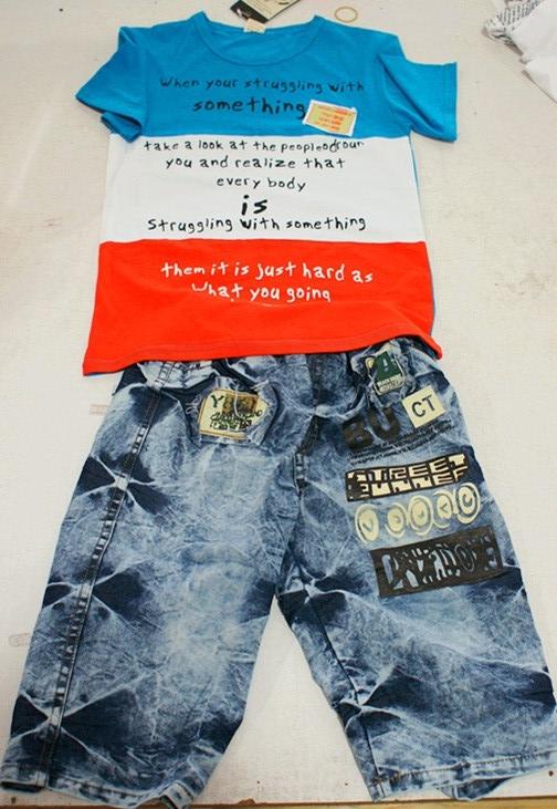 重庆童装供应就在重庆悠卡服饰公司