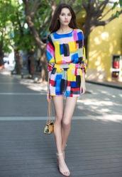 广州折扣女装当季夏装全面发货