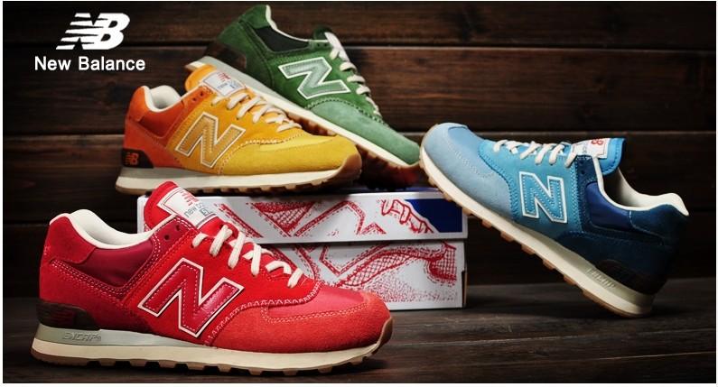 信誉好的纽巴伦运动鞋厂家批发