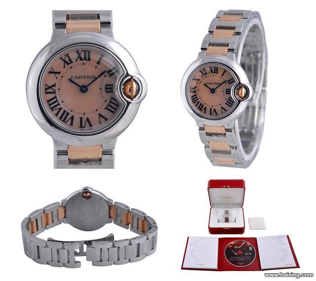 昆山回收欧米茄卡地亚手表
