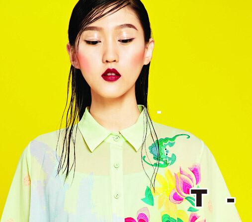 艺术空间T-YSKJ女装品牌 2015火爆招商中