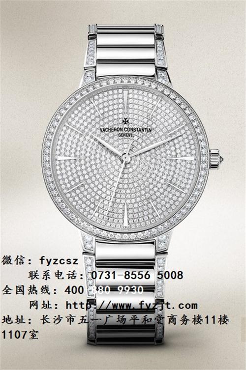 长沙专业回收江诗丹顿手表