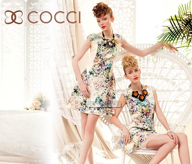 女装品牌招商加盟 2015年潮流 可姿伊COCCI女装加盟