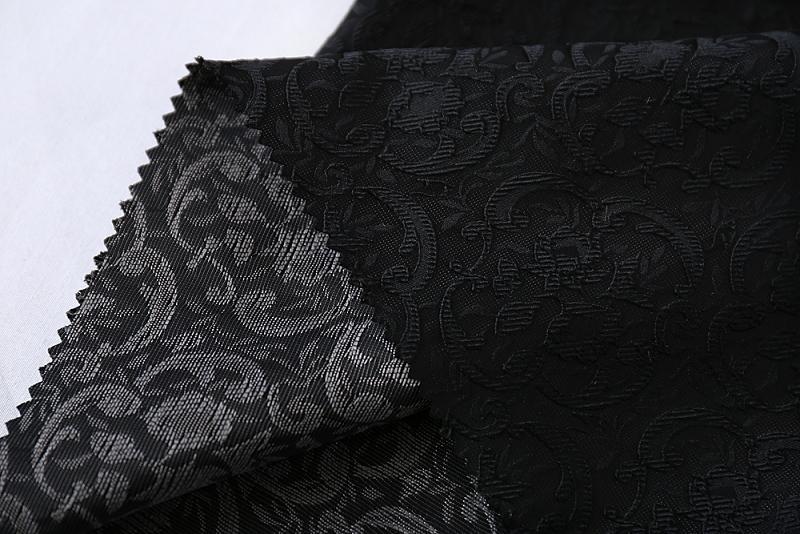 北京女装色织韩版提花面料F04506 春夏款