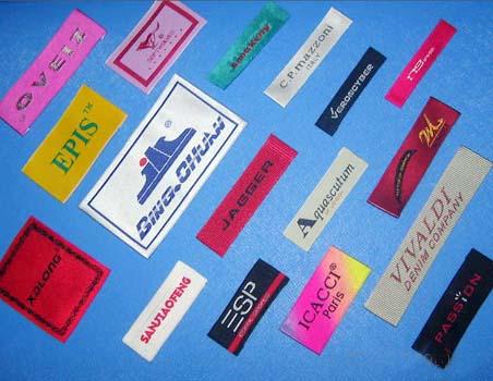 商标织唛水洗标供应