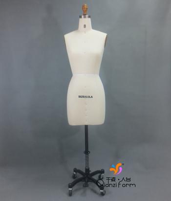 婚纱礼服设计模特、伸缩肩欧美立体人台厂家供应