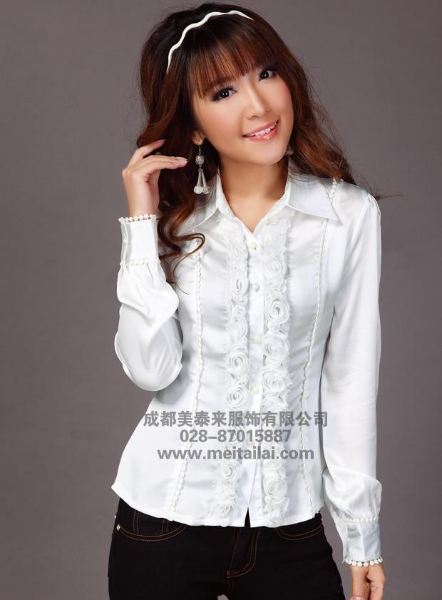 成都美泰来供应便宜的女式衬衫