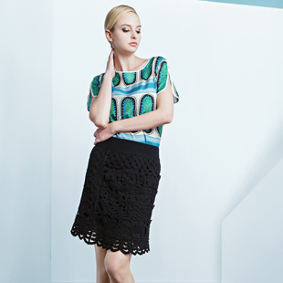 伊缔莎EDISA品牌女装塑造优雅气质