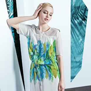 伊缔莎EDISA致力打造国内高大淑时尚女装品牌