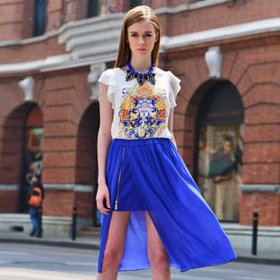 斯琪美诺品牌女装2015年您最佳的选择