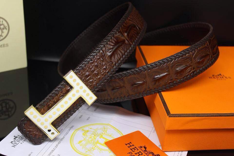 原版皮Hermes皮带一比一LV古驰普拉达货源批发