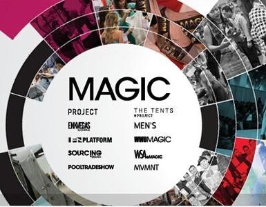 2015年8月美国服装展/美国拉斯服装展magic show