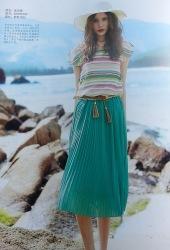 杭州时尚品牌一线女装折扣批发