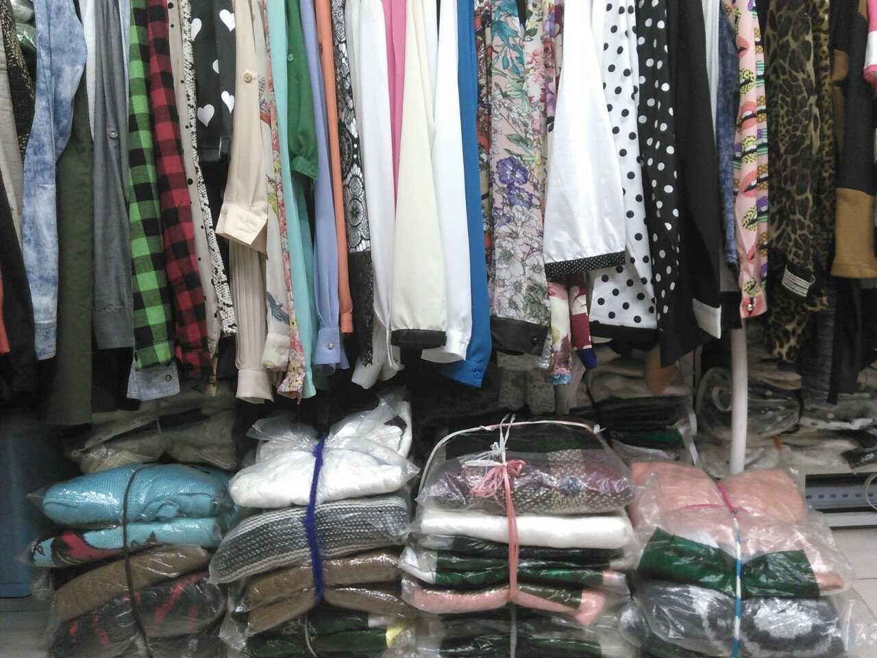 北京市最便宜的优质的外贸品牌女装批发