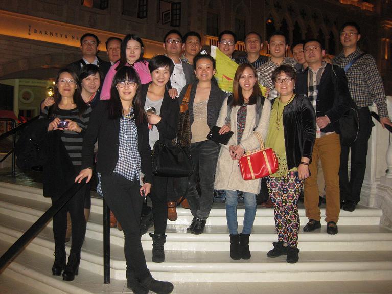 美国拉斯维加斯国际服装服饰及面料博览会MAGIC