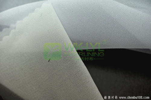 15D雪纺专用衬供应