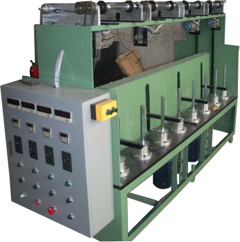永福纺织线提供实用的拉链中心线机