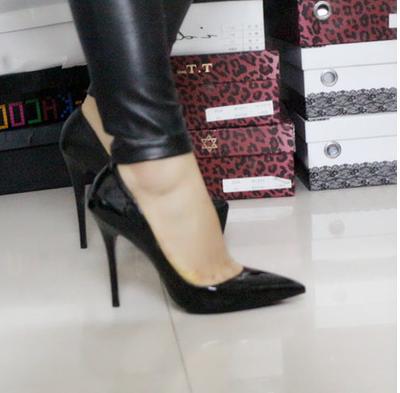 低价处理外贸库存尾货女式单鞋高跟鞋批发