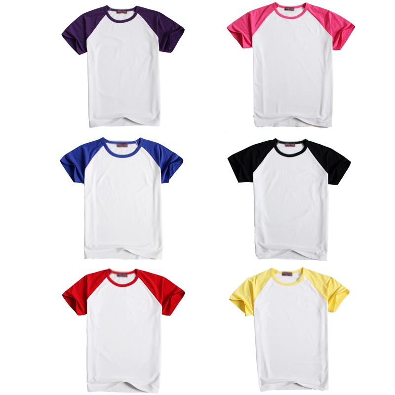 供应各色各规格莱卡T恤广告衫