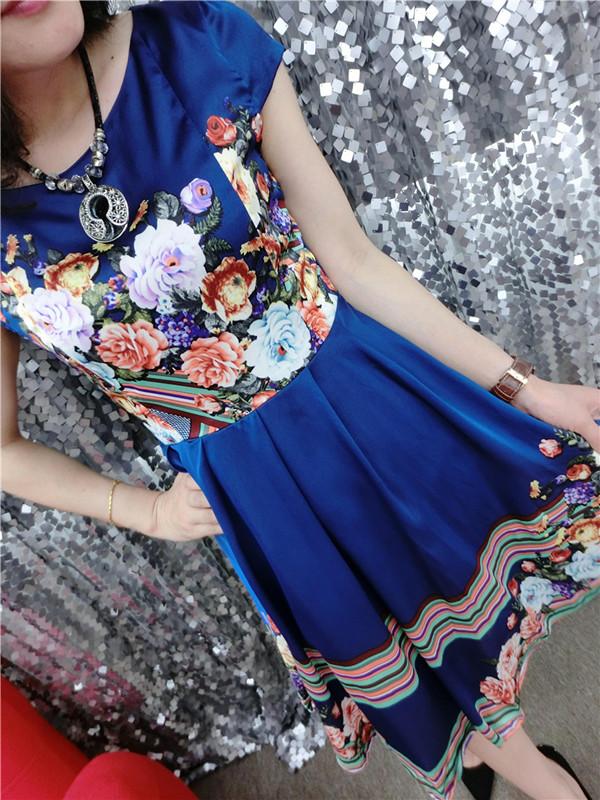 欧日韩欧洲站外贸女装夏装真丝上衣批发