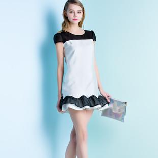 1727淑女装让女性散发出引人瞩目的光彩魅力