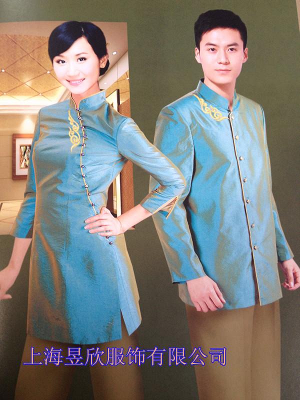 上海酒店服裝定做