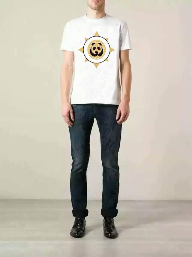 2015新品t恤男士夏装批发