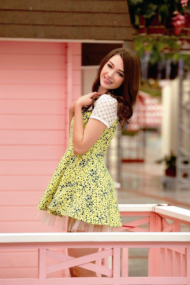 韩版女装代理首选金蝶妮 全球1000多家连锁的共同选择