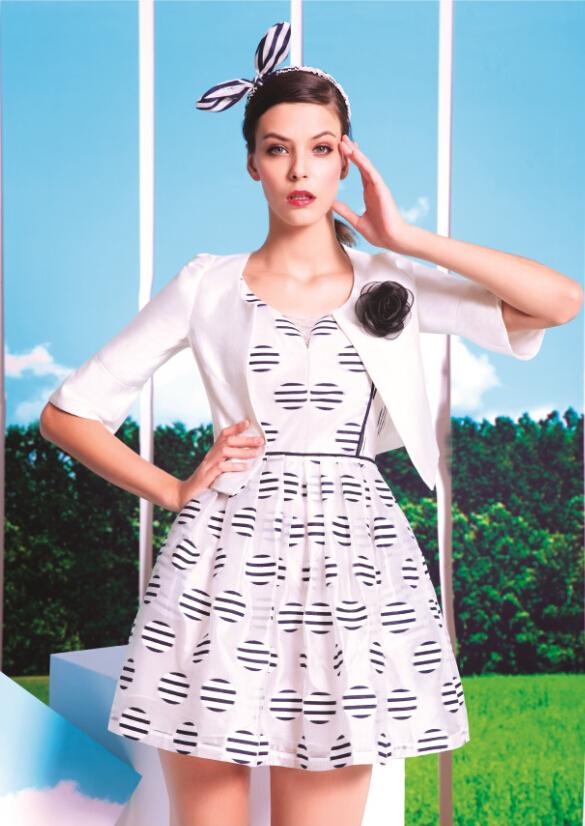 TRUGIRL楚阁(国际)时装2015春装上线,诚邀加盟