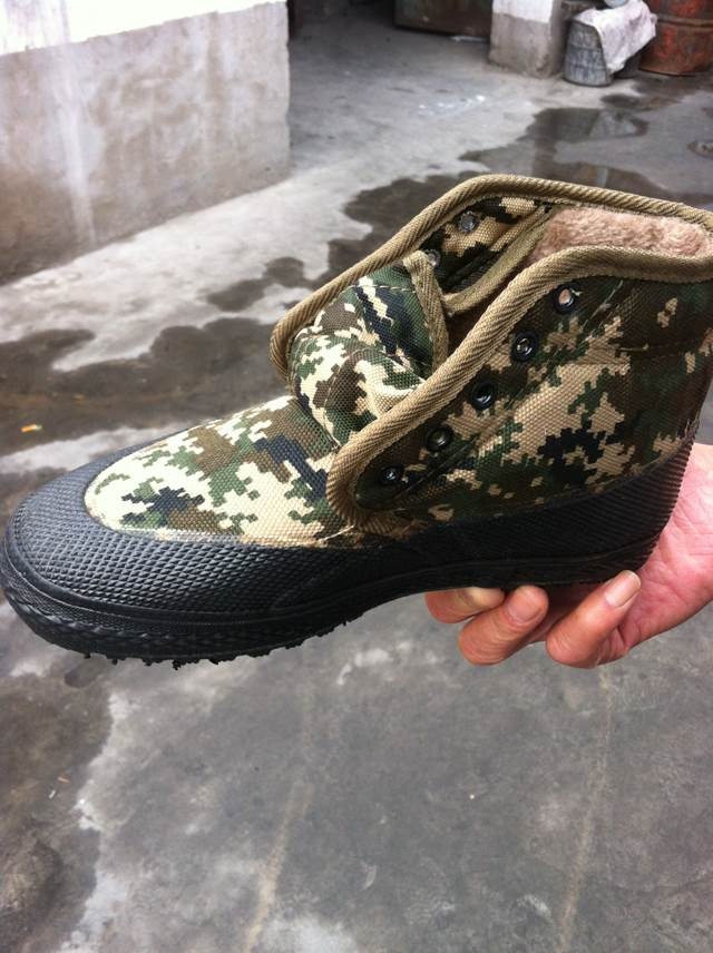 焦作市专业的棉鞋批发