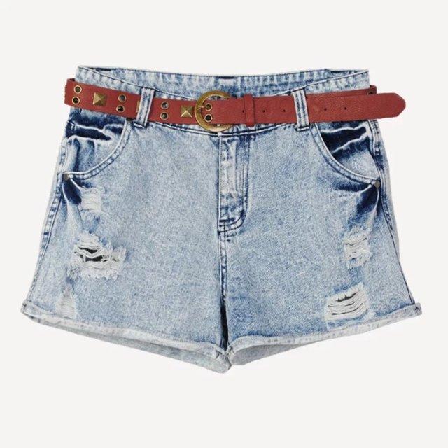 特价外贸春夏新款牛仔裤镶钻七分裤批发