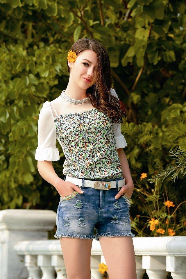 服装加盟金蝶妮 销量领先的一线女装品牌