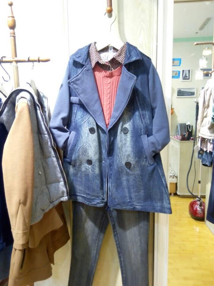 海容服装店专业提供最好的山西品牌女装批发