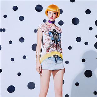 台湾高端品牌女装夏装 一手货源库存尾货批发