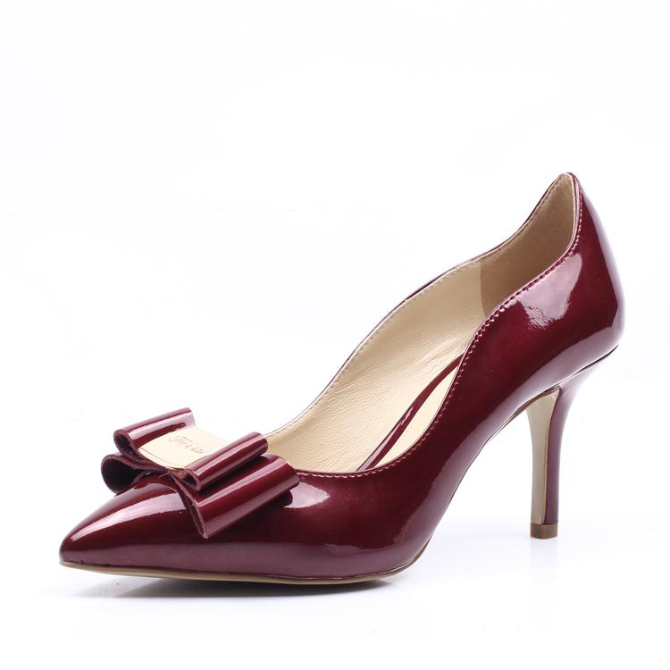 Fekkai品牌时尚尖头女鞋火热代理加盟