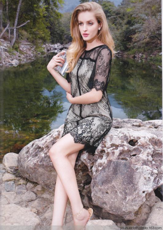 恋白夏装真丝韩版大码品牌女装一手货源批发