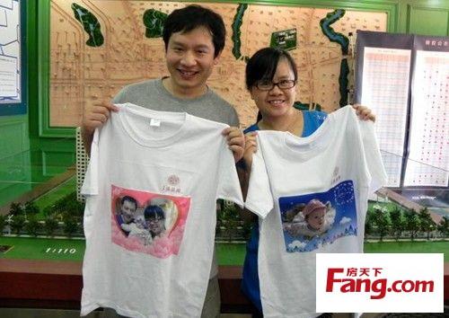 滁州承接现场DIY空白t恤衫定做