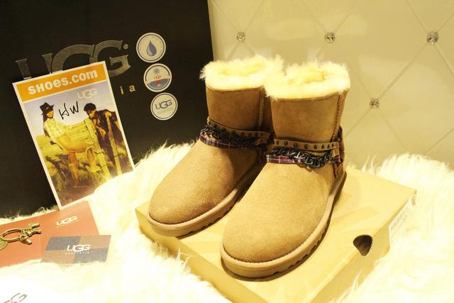 供应莆田优质的UGG雪地靴