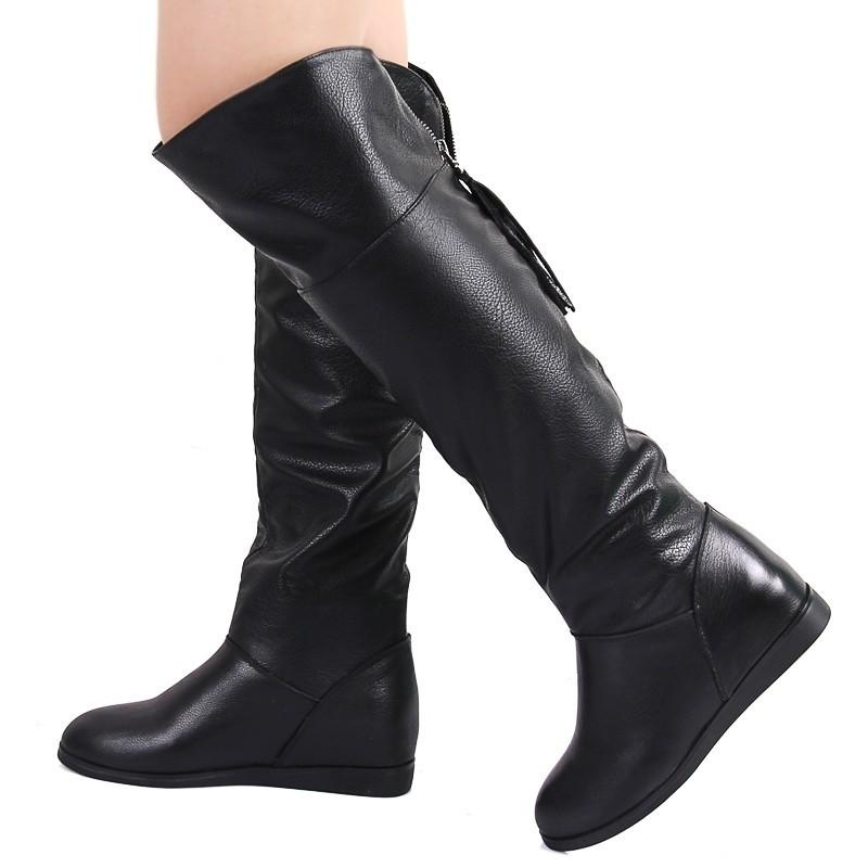 河南合格的内黄县路路佳鞋行女靴批发