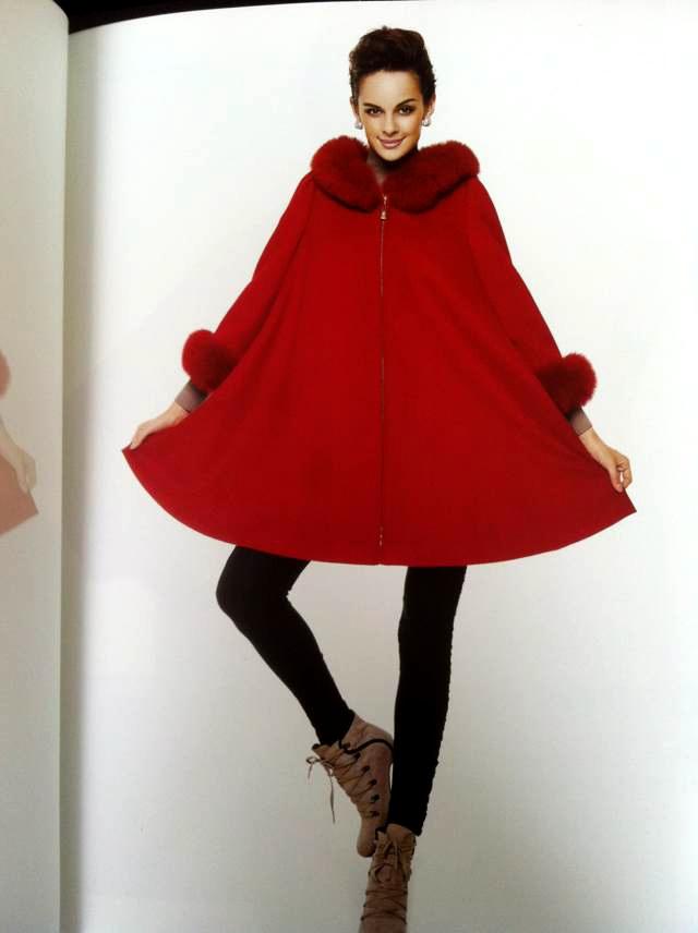 买最好的晨龙羊绒大衣高端女装批发