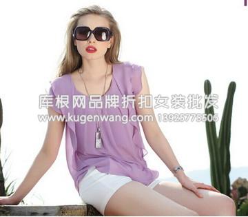 杭州斯浓折扣品牌女装批发
