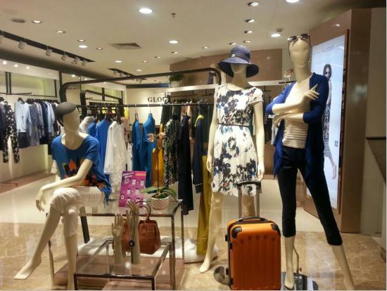 GLOGES歌之秀•时尚品牌招优秀合作经营商