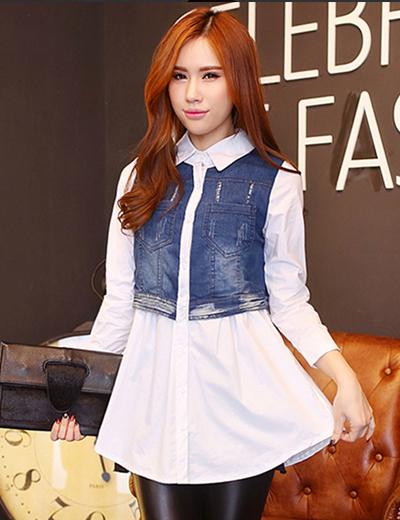 韩版女装厂家货源一件代发
