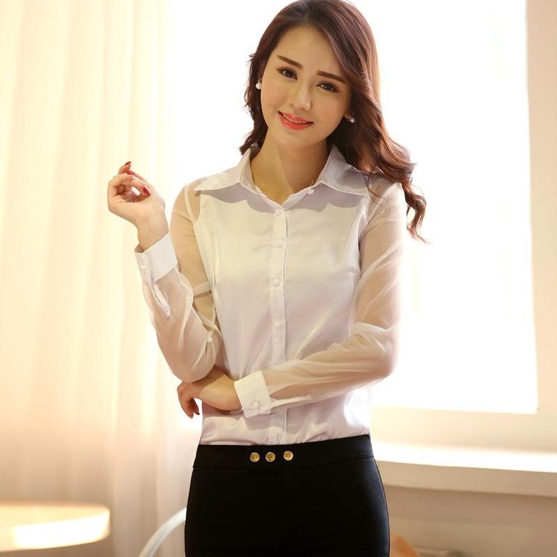 2015夏季新款韩版女衬衫批发